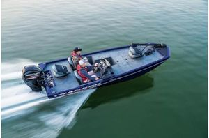 New Tracker Pro 170 w/ 50ELPT 4S Bass Boat For Sale