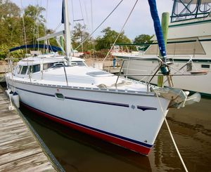 Used Jeanneau 40 DS Cruiser Sailboat For Sale
