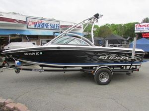 Used Supra Launch 20 SSV Ski and Wakeboard Boat For Sale
