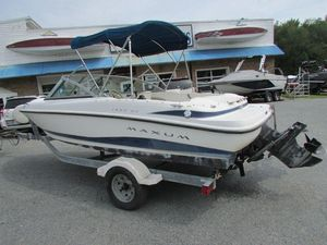 Used Maxum 1800 MX Runabout Boat For Sale