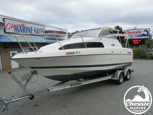 Used Bayliner 222 Clasic Cuddy Cabin Boat For Sale