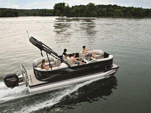 New Cypress Cay SEABREEZE 232 CS Pontoon Boat For Sale