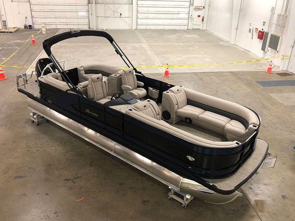 New Barletta L 25QC Pontoon Boat For Sale