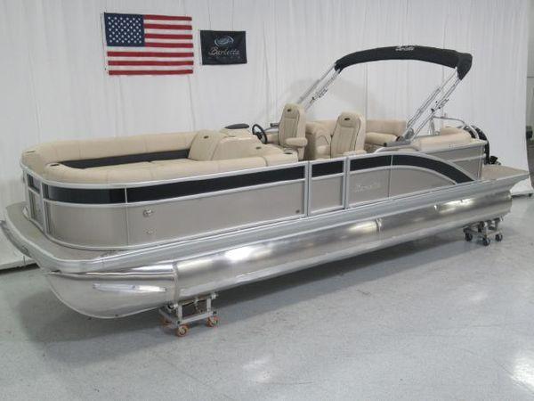 New Barletta E 24QC Pontoon Boat For Sale