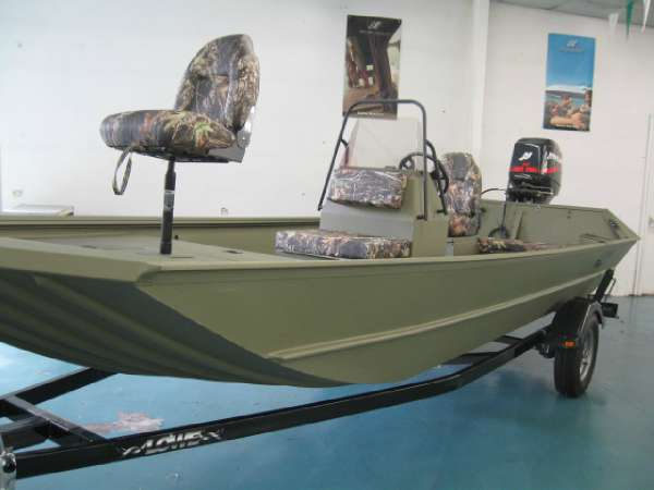 New Lowe Frontier 1860 Tunnel Jet Jon Boat For Sale