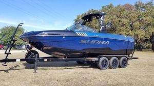 New Supra SE Ski and Wakeboard Boat For Sale
