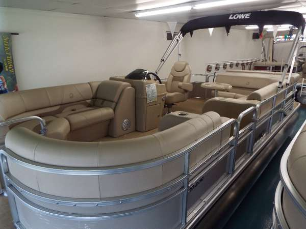 New Lowe SS230 XD Pontoon Boat For Sale