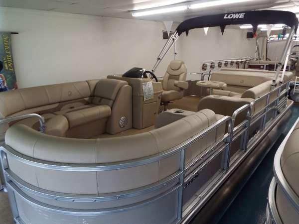 New Lowe SS230 XD Pontoon Boat For Sale