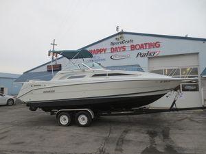 Used Rinker 260 FV Aft Cabin Boat For Sale