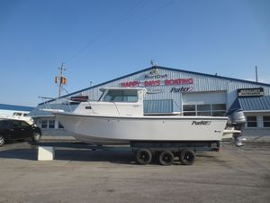 New Parker 2520 XL Sport Cabin Saltwater Fishing Boat For Sale