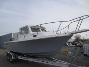 New Parker 2320 SL Sport Cabin Freshwater Fishing Boat For Sale