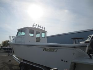 New Parker 2520 XLD Sport Cabin Freshwater Fishing Boat For Sale