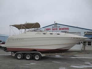 Used Regal 2660 Commodore Power Cruiser Boat For Sale