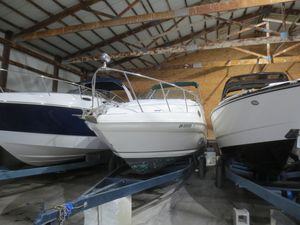 Used Rinker 266 Fiesta Vee Power Cruiser Boat For Sale