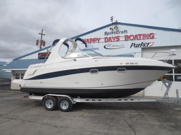Used Four Winns 268 Vista Power Cruiser Boat For Sale