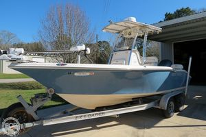 Used Key West 211 Blue Water Center Console Fishing Boat For Sale