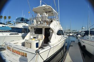 Used Riviera 40 Convertible Power Cruiser Boat For Sale