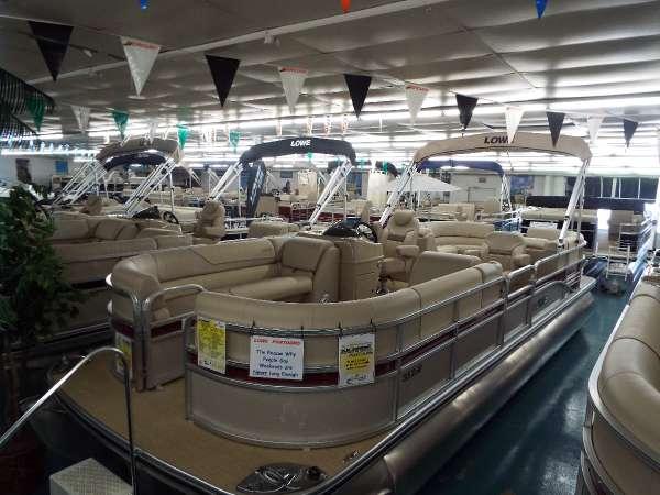 New Lowe SS 250 WT Walk thru Pontoon Boat For Sale