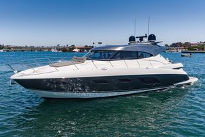 New Riviera 6000 SY Motor Yacht For Sale