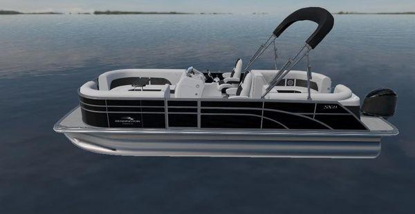 New Bennington 25 SSFB Pontoon Boat For Sale