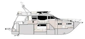 New Prestige 630 Fly Motor Yacht For Sale
