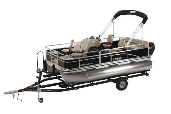 New Lowe Ultra 162Cruise Pontoon Boat For Sale