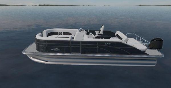 New Bennington 23 SSB Pontoon Boat For Sale