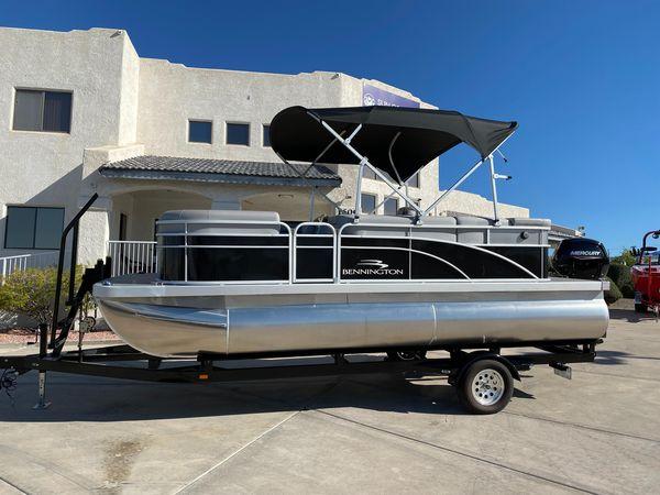 New Bennington 20 SLV Pontoon Boat For Sale