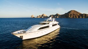 Used Crescent 105 Motoryacht Motor Yacht For Sale