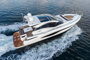 Used Galeon 485 HTS Power Cruiser Boat For Sale