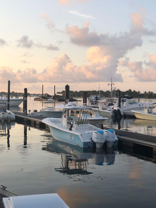 Used Sea Hunt Gamefish 30 CC Saltwater Fishing Boat For Sale