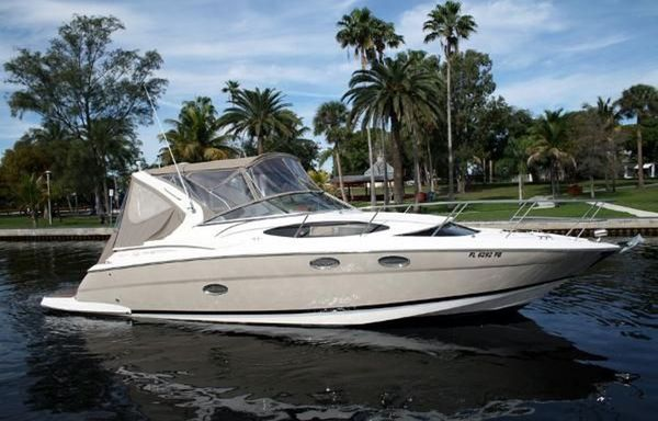 Used Regal 3360 Window Express Power Cruiser Boat For Sale