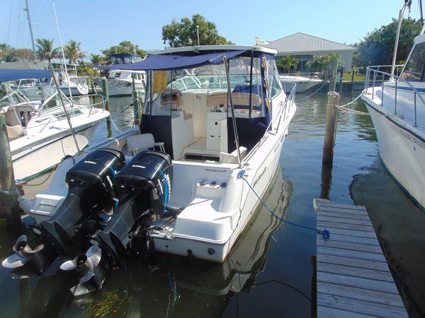 Used Wellcraft 290 Coastal Power Cruiser Boat For Sale
