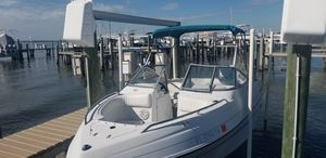 Used Four Winns 203 Coast Runner Outboard Dual Console Boat For Sale