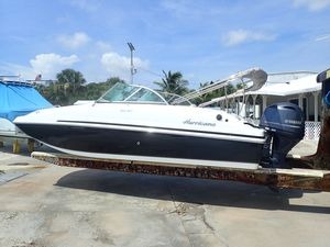 Used Hurricane 187 Deck Boat For Sale