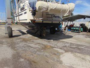 Used Rosborough RF 35 Trawler Boat For Sale
