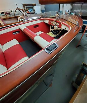 Used Century Sea Maid Power Cruiser Boat For Sale