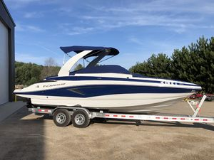 Used Crownline Eclipse E25 Deck Boat For Sale