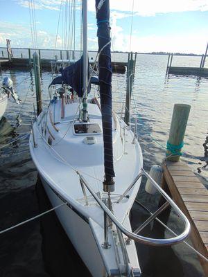 Used Seaward 24 Cruiser Sloop Sailboat For Sale