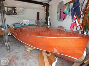 Used Chris-Craft Racing Runabout Boat For Sale