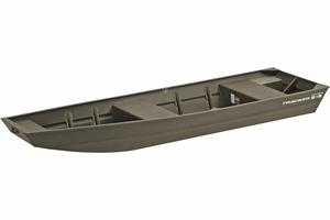 New Tracker Topper 1436 Riveted Jon Utility Boat For Sale