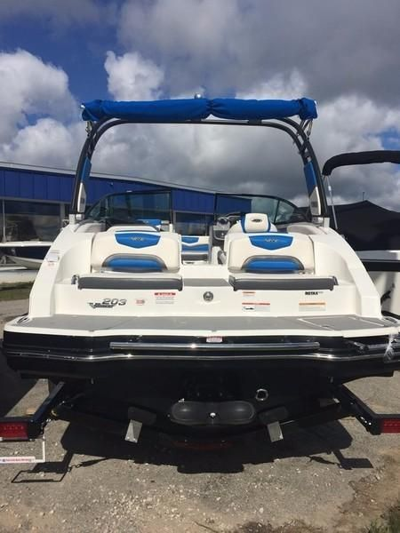 New Chaparral Vortex 203 VRX Jet Boat For Sale