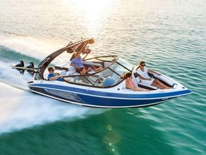 New Regal 21 RX Surf Ski and Wakeboard Boat For Sale