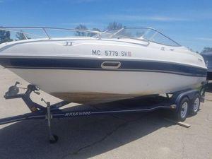 Used Four Winns Sundowner 205 Cuddy Cabin Boat For Sale