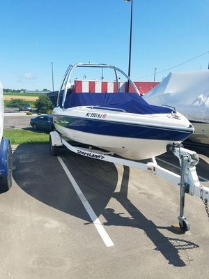 Used Stingray 200LS/LX Bowrider Boat For Sale