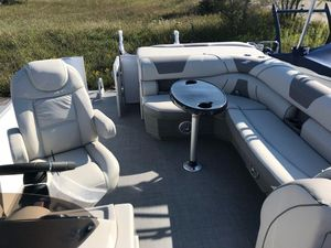 New Starcraft EX 22 C GLS PTS Pontoon Boat For Sale