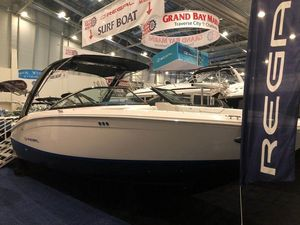 New Regal LS6 Surf Bowrider Boat For Sale