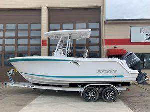 New Blackfin 212CC Center Console Fishing Boat For Sale
