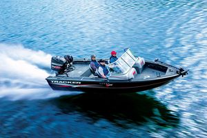New Tracker Targa V-20 WT Freshwater Fishing Boat For Sale