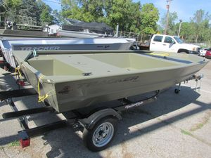 New Tracker Grizzly 1448 Freshwater Fishing Boat For Sale